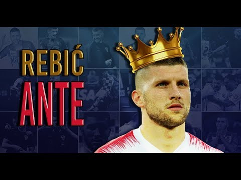 Ante Rebić ● Mr. Steal Your Ball | Skills, Assists & Goals