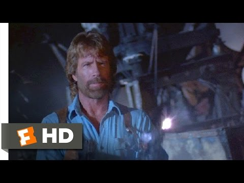 Invasion U.S.A. (10/12) Movie CLIP - It's a Trap! (1985) HD