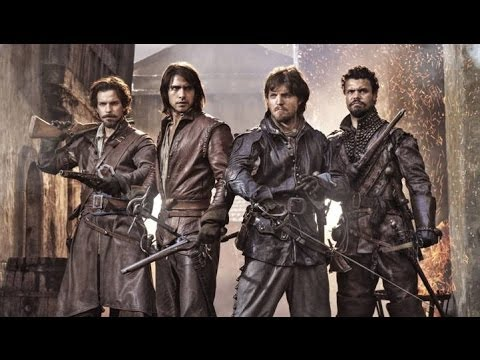 The Musketeers BBC Unreleased Music - Ending Credits - Murray Gold