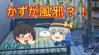 【ゆっくり茶番】かずが風邪?!バカは風邪をひかないんじゃないの?!