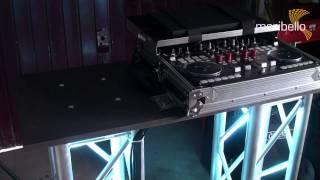 Baixar DJ Marco Maribello: Truss-/Traversen Tisch Do-it-Yourself Bauweise