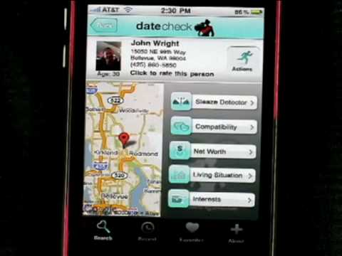 dating iphone application