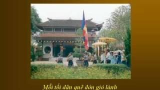 NHỚ CHÙA - Nhạc Võ Tá Hân - Thơ Hòa Thượng Thích Mãn Giác