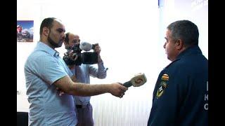 Продолжается пресс-тур журналистов из стран ближнего востока в нашу республику