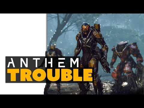 DELAY! BioWare Struggling to FIX Anthem - The Know Game News
