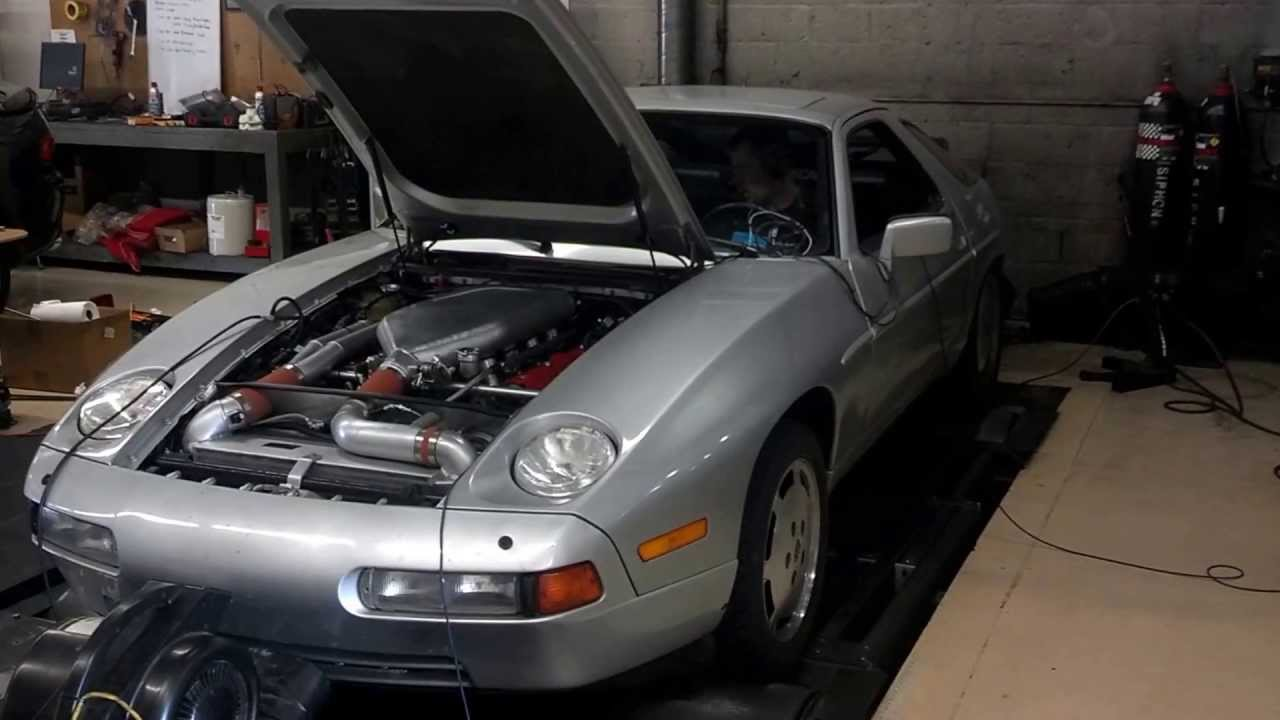 porsche  twin turbo dyno   whp  ftlbs youtube