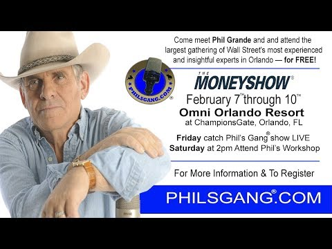 The Phil's Gang Radio Show 01/28/2019
