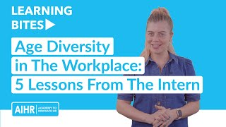 Age Diversity in the Workplace - 5 Lessons from The Intern