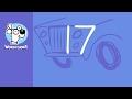 Draw The Number 17 Into 5 Cartoons  ( Wordtoons Random Number Challenge )