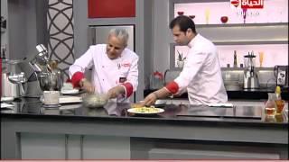 برنامج المطبخ – جلاش محشي بالجمبري – الشيف يسري خميس – Al-matbkh