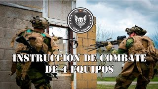 "Clan Chacal - ""Instruccion PVP a 4 Bandos""- Arma 3 Gameplay"