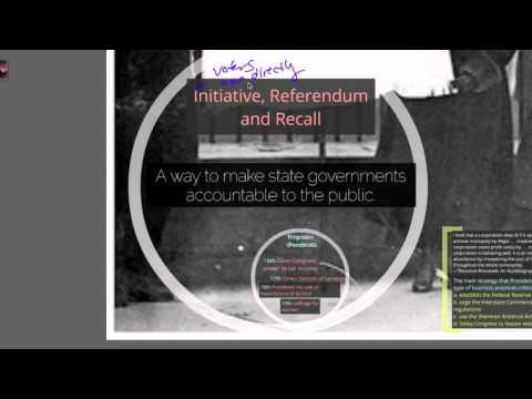 The Progressive Era USH EOC Review Part 1