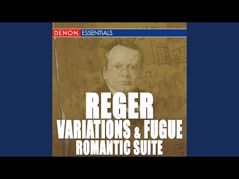 Variationen And Fuge, Op. 132 On A Theme Of Mozart: No. III