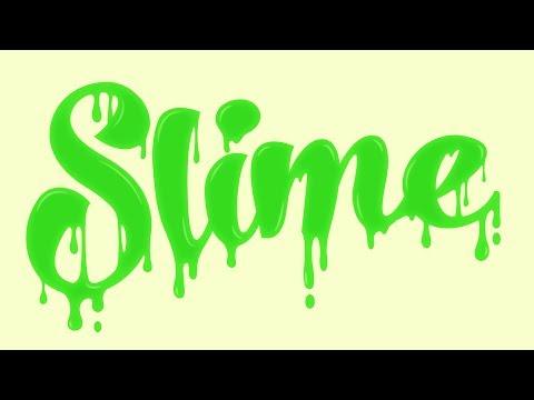 Drip Art Slime Drip Drawing