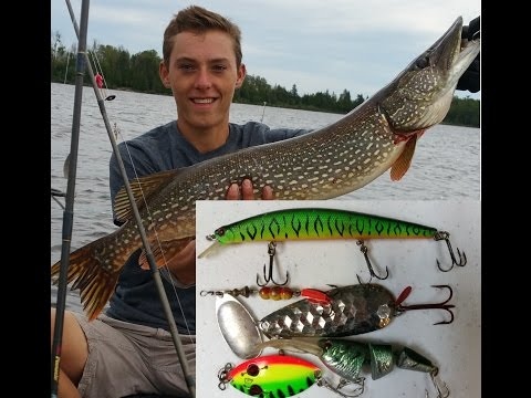 Best Pike Fishing Lures, Tips, And Techniques - How To Catch Basics
