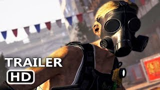PS4 - The Division 2: Story Trailer (2019)