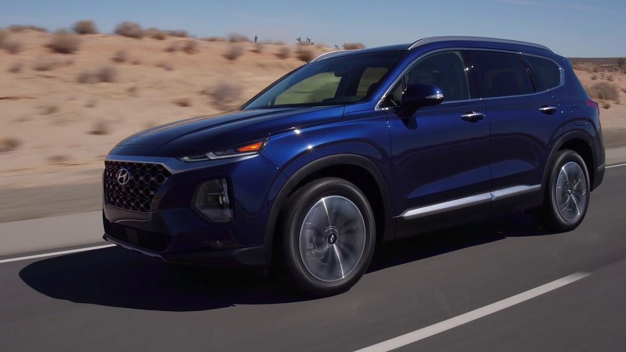 2019 Santa Fe Content | Rob Green Hyundai