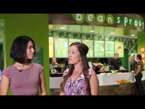 Bean Sprouts Cafe at Discovery Cube Orange County
