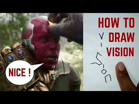 HOW TO DRAW VISION