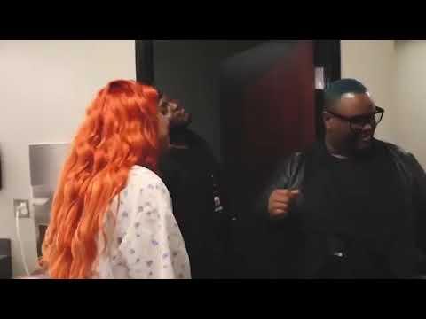 Tamar Braxton & James Wright Chanel Sing