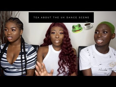 *WE'VE HAD ENOUGH* - REAL TEA ABOUT THE UK DANCE INDUSTRY! ☕️🐸