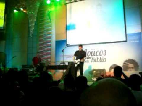 Genérica banda resgate - Congresso Loucos por Jesus 2011
