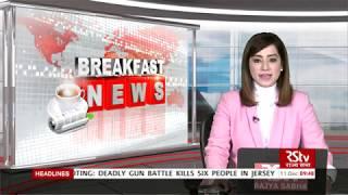 English News Bulletin – December 10, 2019 (9:30 am)
