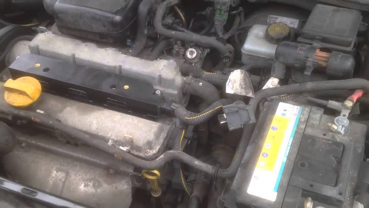 Zafira Starter Motor Wiring  impremedia
