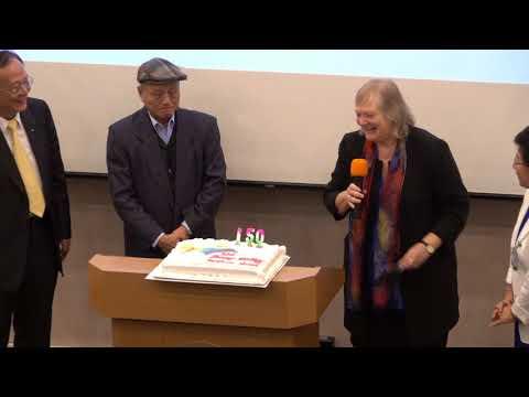 2017-11-06: Part A: Taipei: 150th Anniversary Celebration of Scripture Union