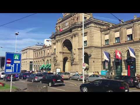 Central Plaza Hotel • Zürich
