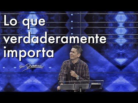 Lo que verdaderamente importa - Carlos Olmos - 11 Mayo 2014