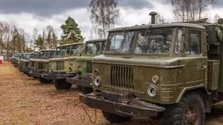 ГАЗ-66 бортовой с консервации год 1986-1991.Пробег: до 1500 км