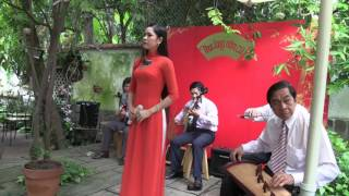 NS Mỹ Tiên ca bài Xuân tha hương tại Chương trình cổ nhạc Nhạc Lòng Năm Cũ kỳ 7