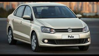 Фольксваген Поло седан (Volkswagen Polo 1.6) - Характеристики и комплектация