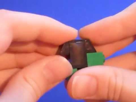 Lego Halo Unsc Mongoose Atv Instructions Working Suspension Youtube