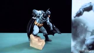 Обзор статуэтки Batman ArtFX+ (Arkham City)