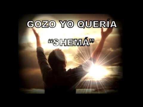 """Gozo, Gozo yo quería GRUPO MUSICAL """"SHEMÁ"""""""
