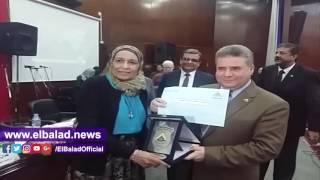 جامعة بنها تكرم صانعات الرجال وأمهات شهداء الوطن.. فيديو وصور