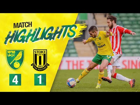 Norwich Stoke Goals And Highlights