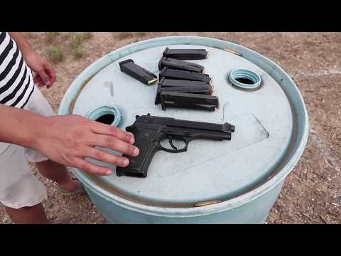 Beretta M9 9mm Pistol | Early Production 'Special Edition' M9