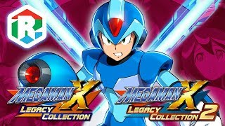 Accessible But Flawed - Mega Man X Legacy Collection 1 + 2 (PC)