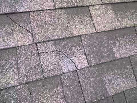 Timberline Shingle Stress Cracking Problem Chaska