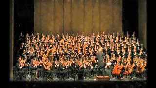 UCLA Il Trovatore - Vedi? Le fosche notturne spoglie (Anvil Chorus)