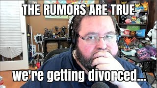 It's true, wife and I are getting a divorce.  Here's whats next for us. thumbnail