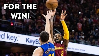 Nba clutch moments 2017