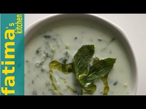 Tasty Tzatziki Recipe ( Cucumber,Fresh Mint,Yogurt)
