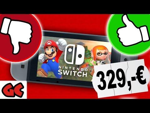Ist die Nintendo Switch zu teuer ...?