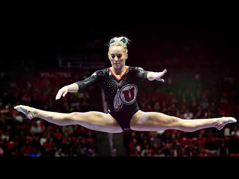 Floor Music Gymnastics #181 - Dance of the Sugar Plum Fairy