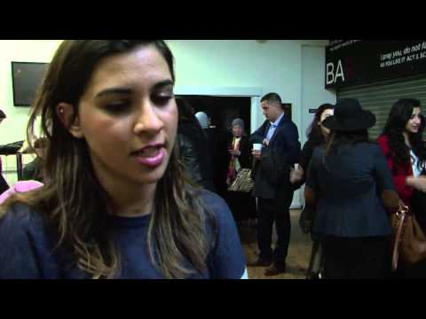 Our Libyan Debate Show visits London - BBC Media Action