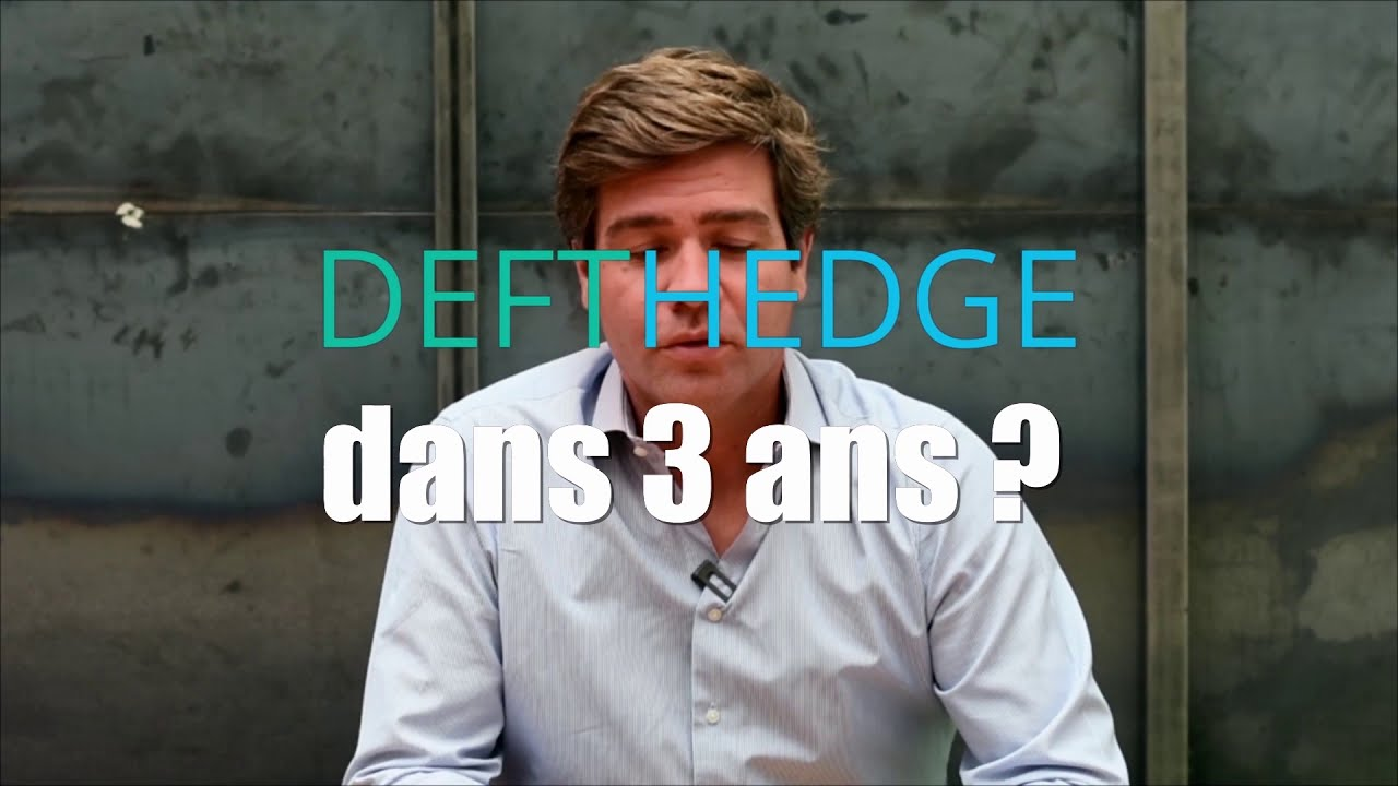 Levée de fonds DeftHedge x Paris Business Angels